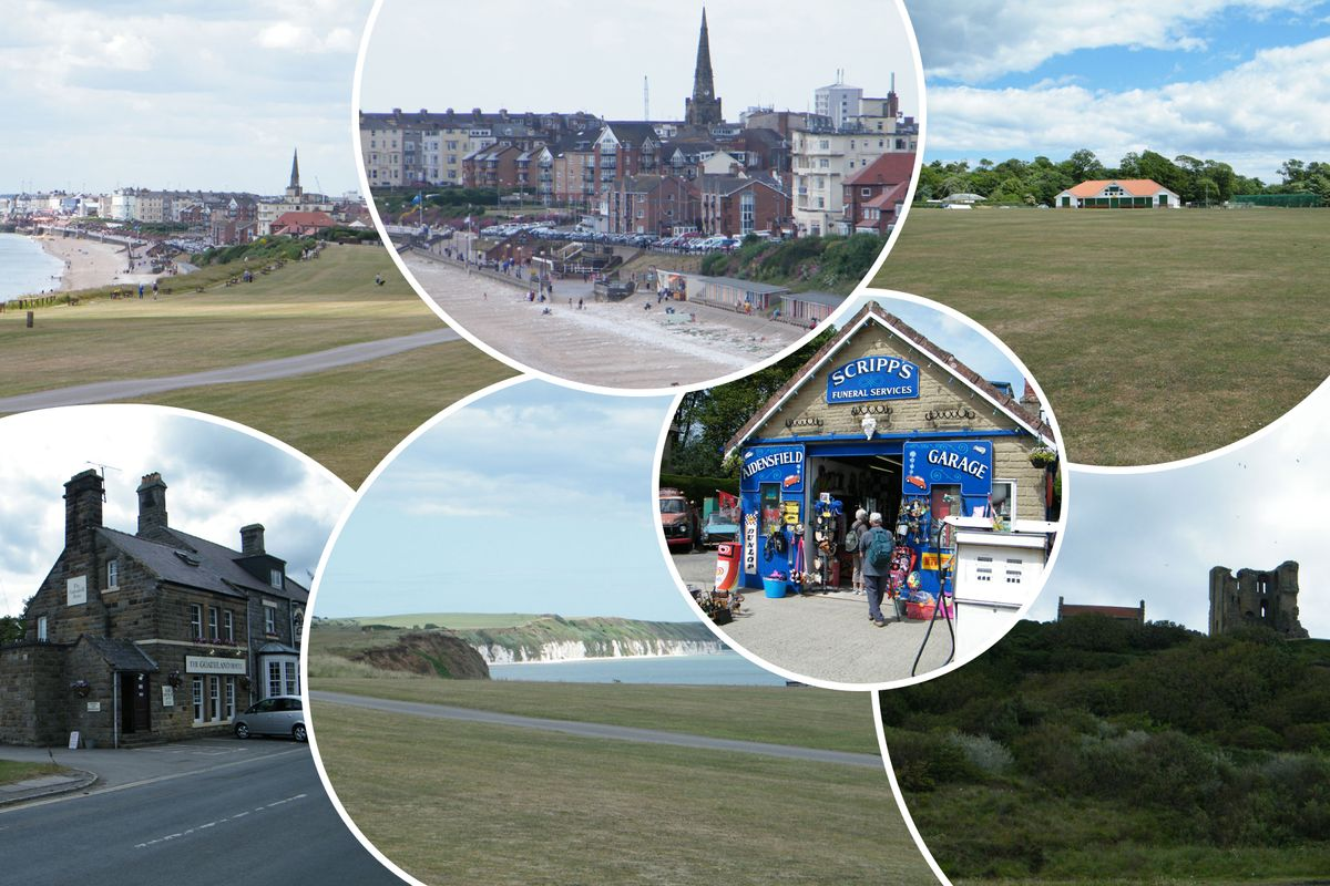 Scarborough (and area) Collage