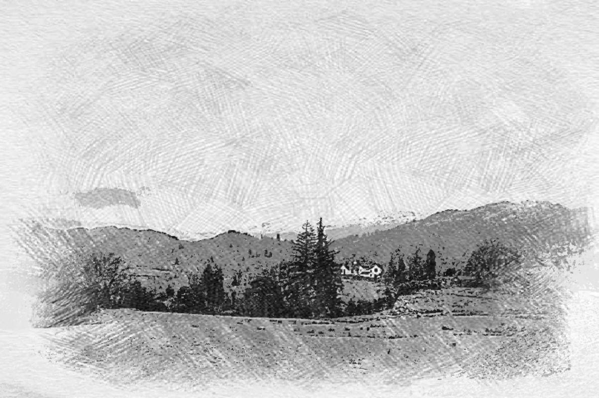 Lakes drawing