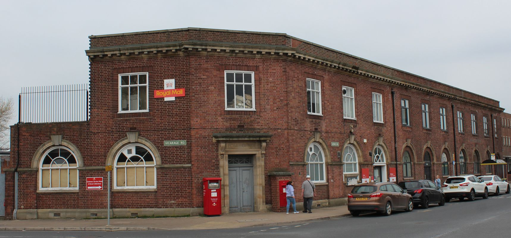 Widnes (Old) Main Post Office