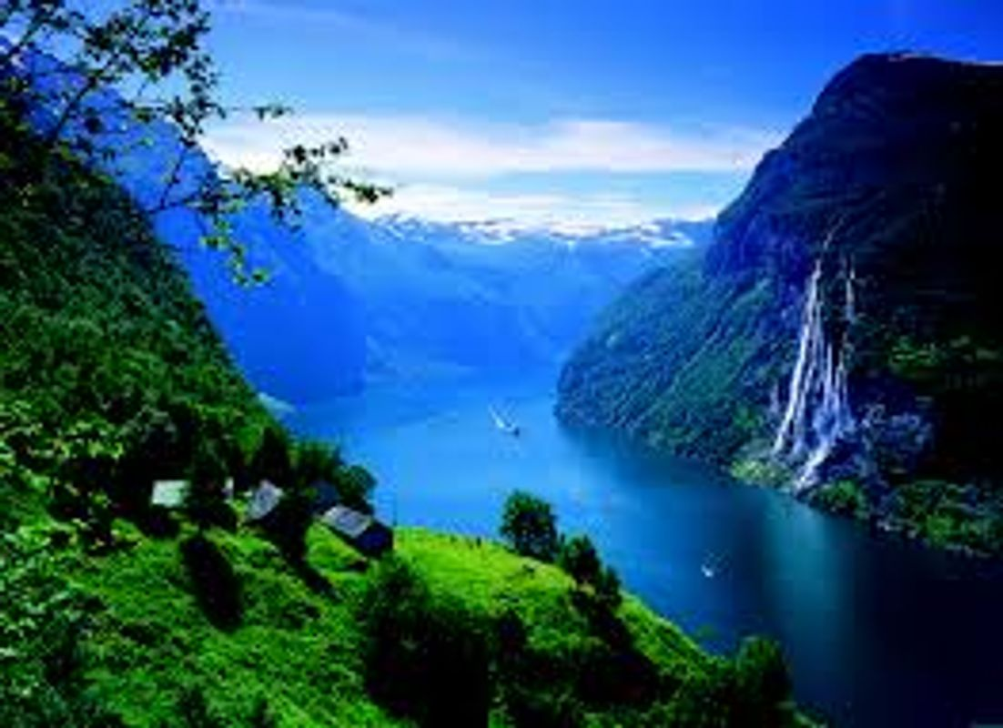 The world very beautiful place