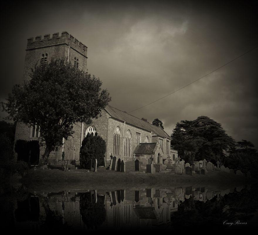 Wolborough Church