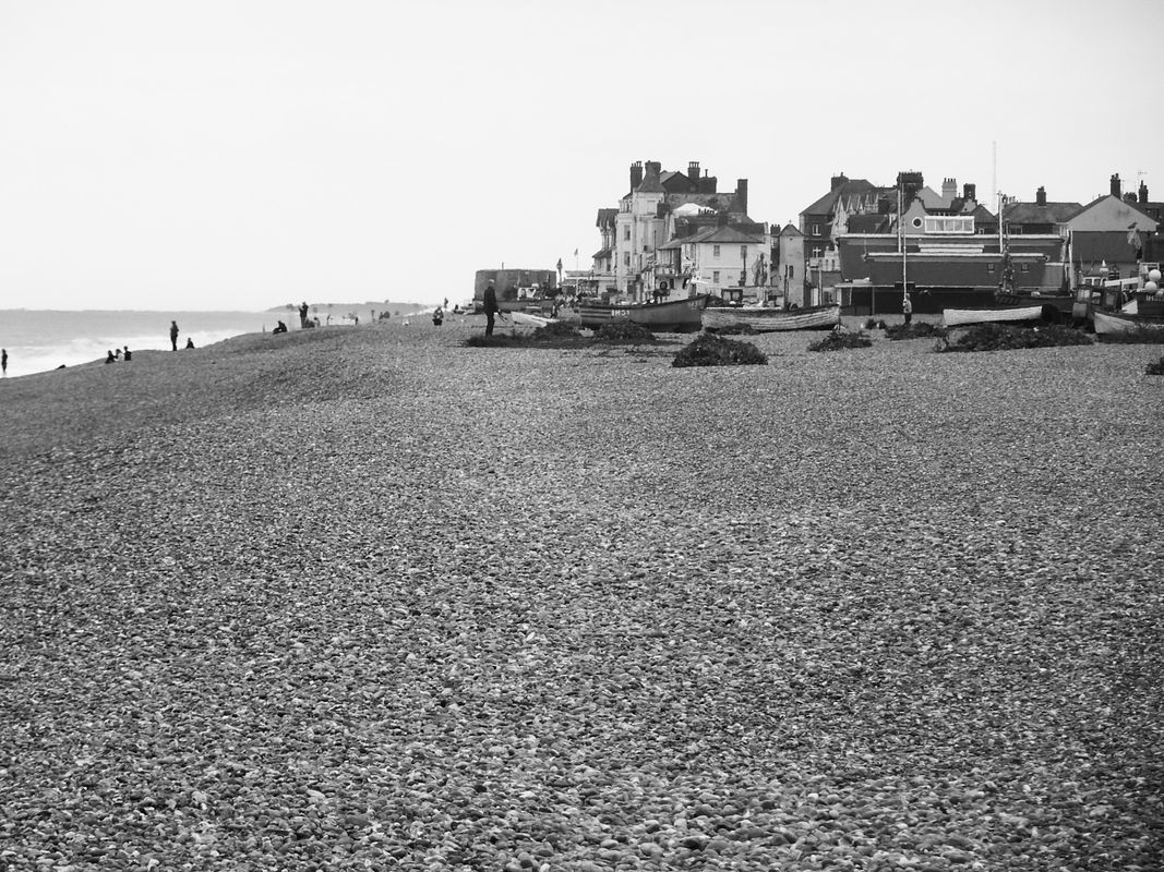 BW Aldeburgh in Suffolk in England