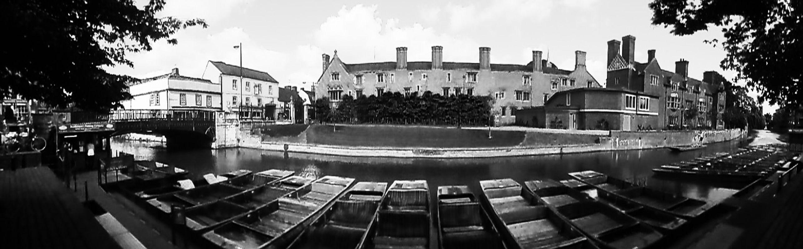 BW Panoramic Cambridge in England.