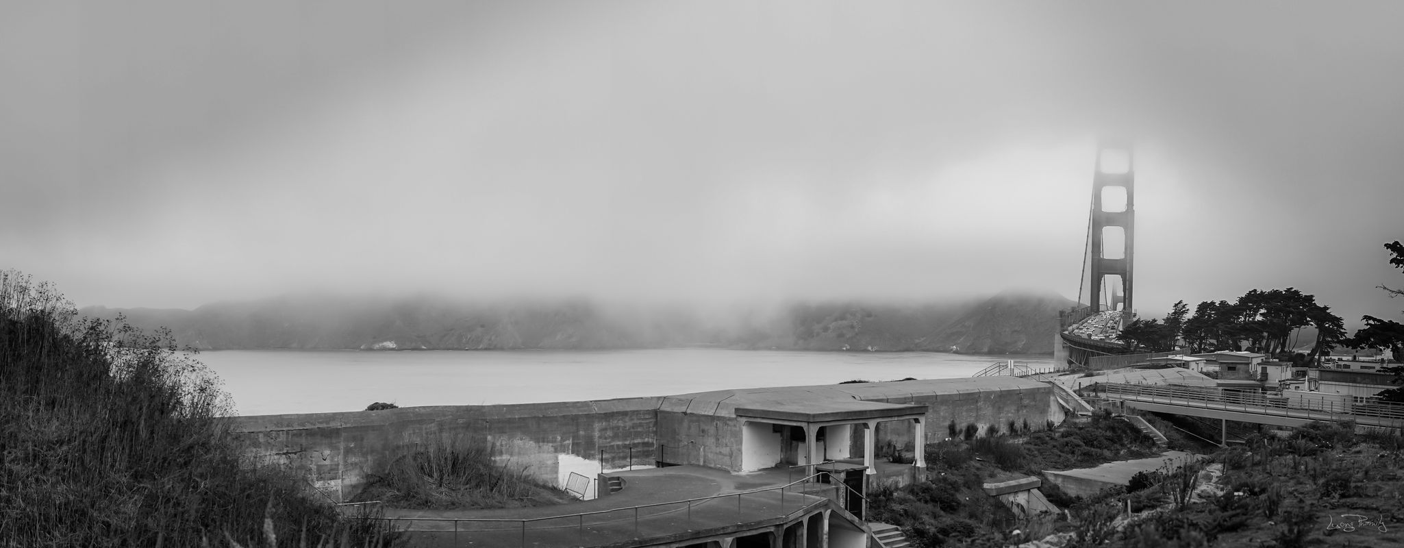 Rush hour fog