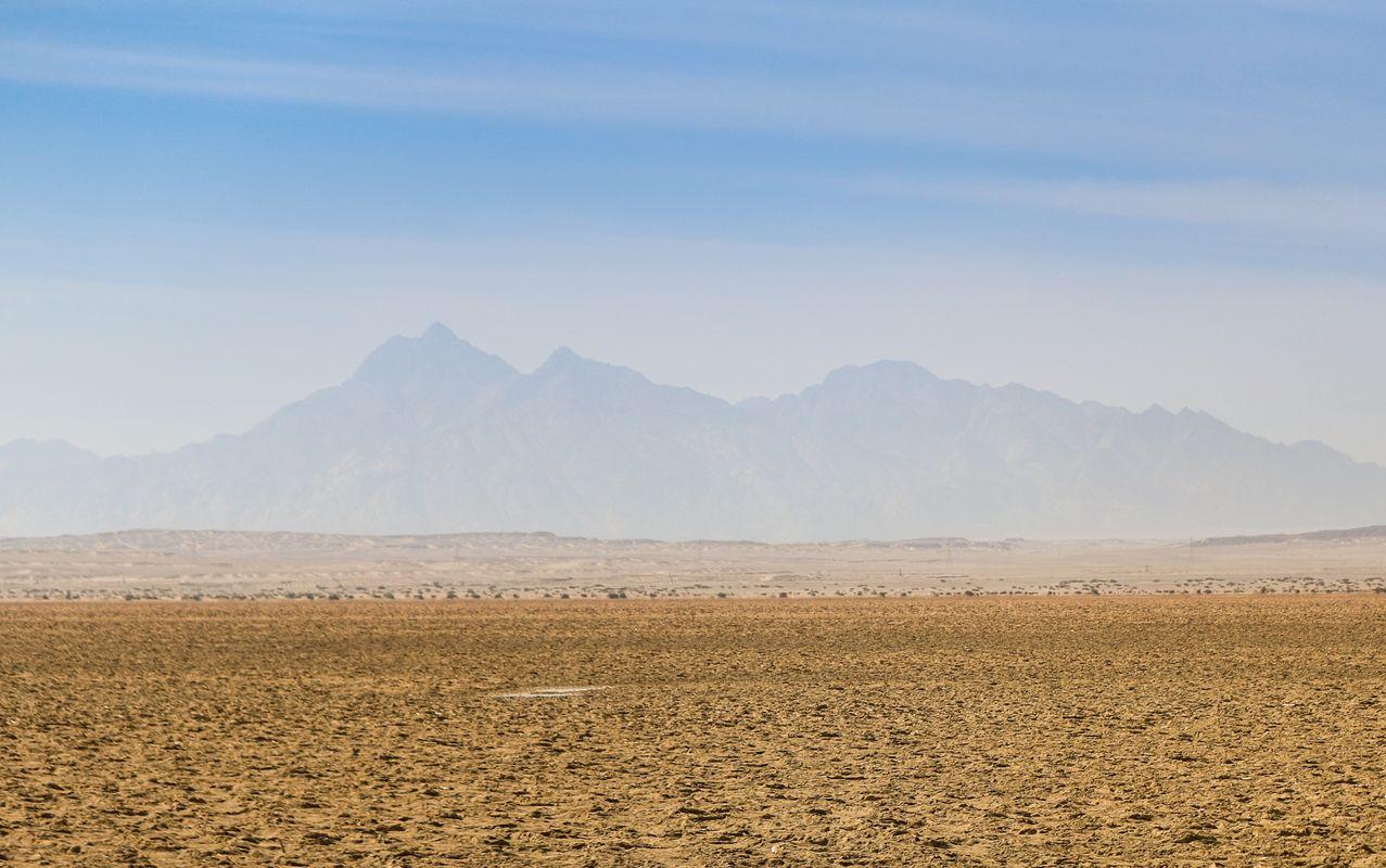 Nature - Egypt - Desert - mountains