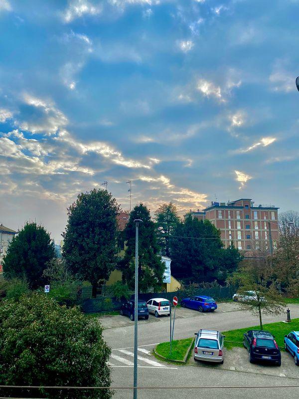 Beautiful Sky Colors