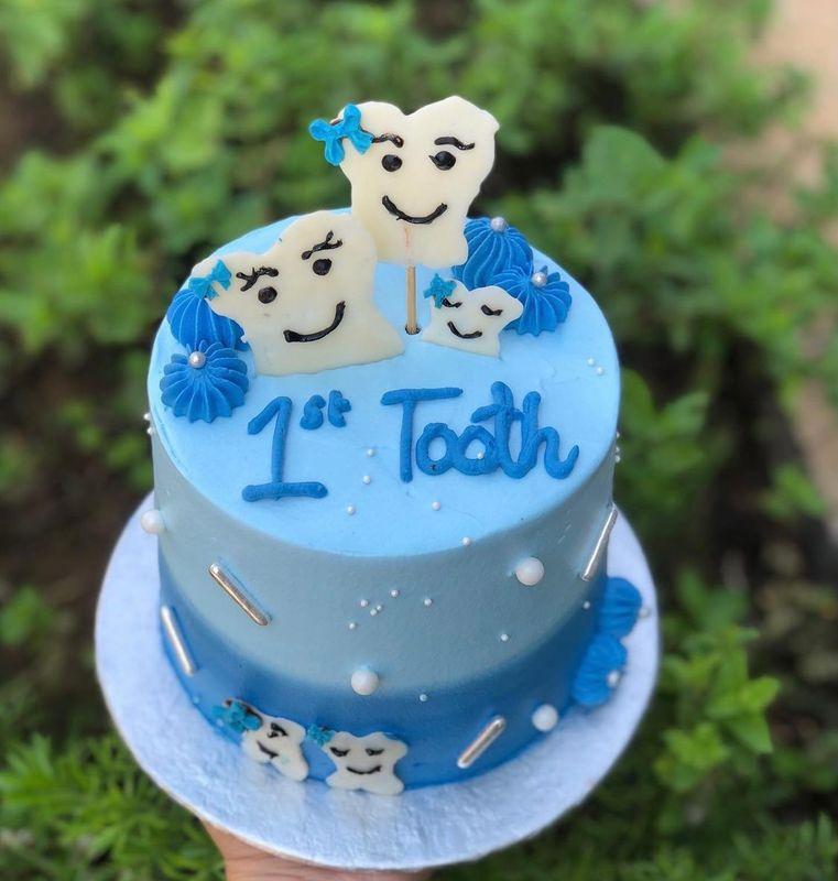 Happy First Teeth ????