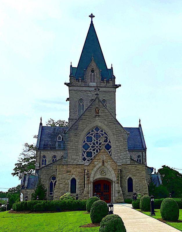 A St Vincent's Martyr Catholic Church