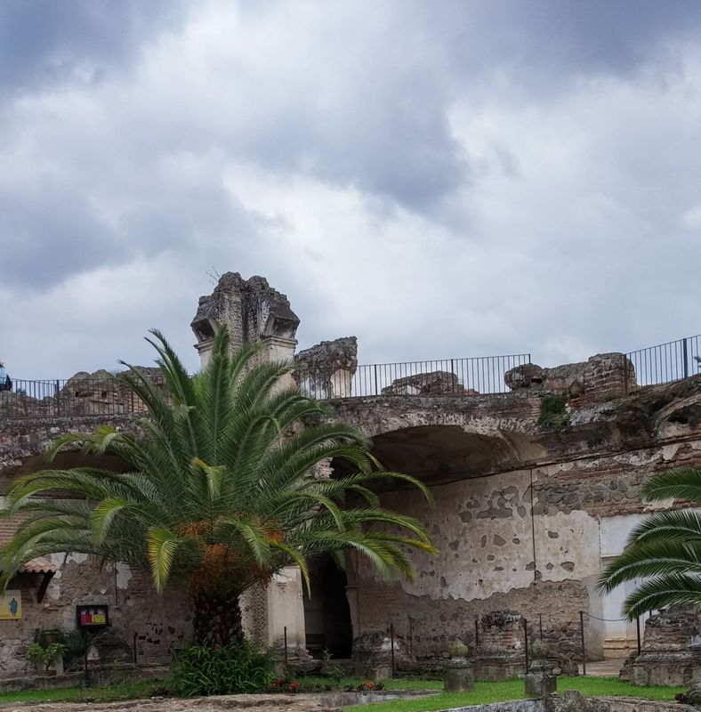 Ruins Hermano Pedro