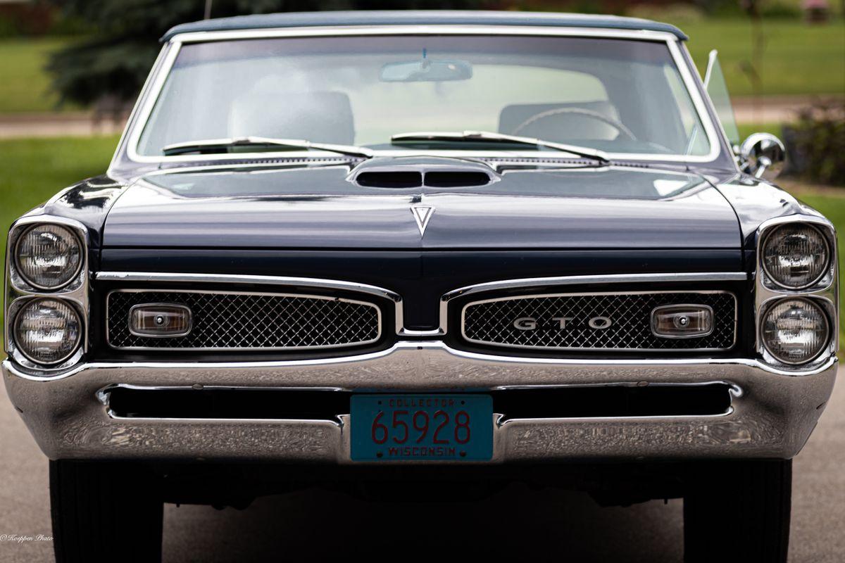 1967 Pontiac GTO - Uncut