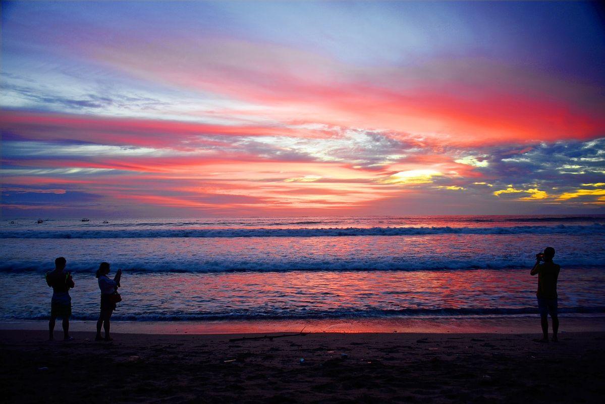 Kuta-beach-