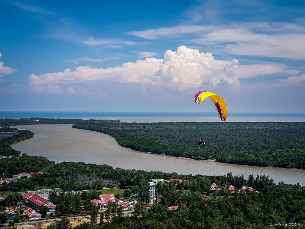 Paragliding #2