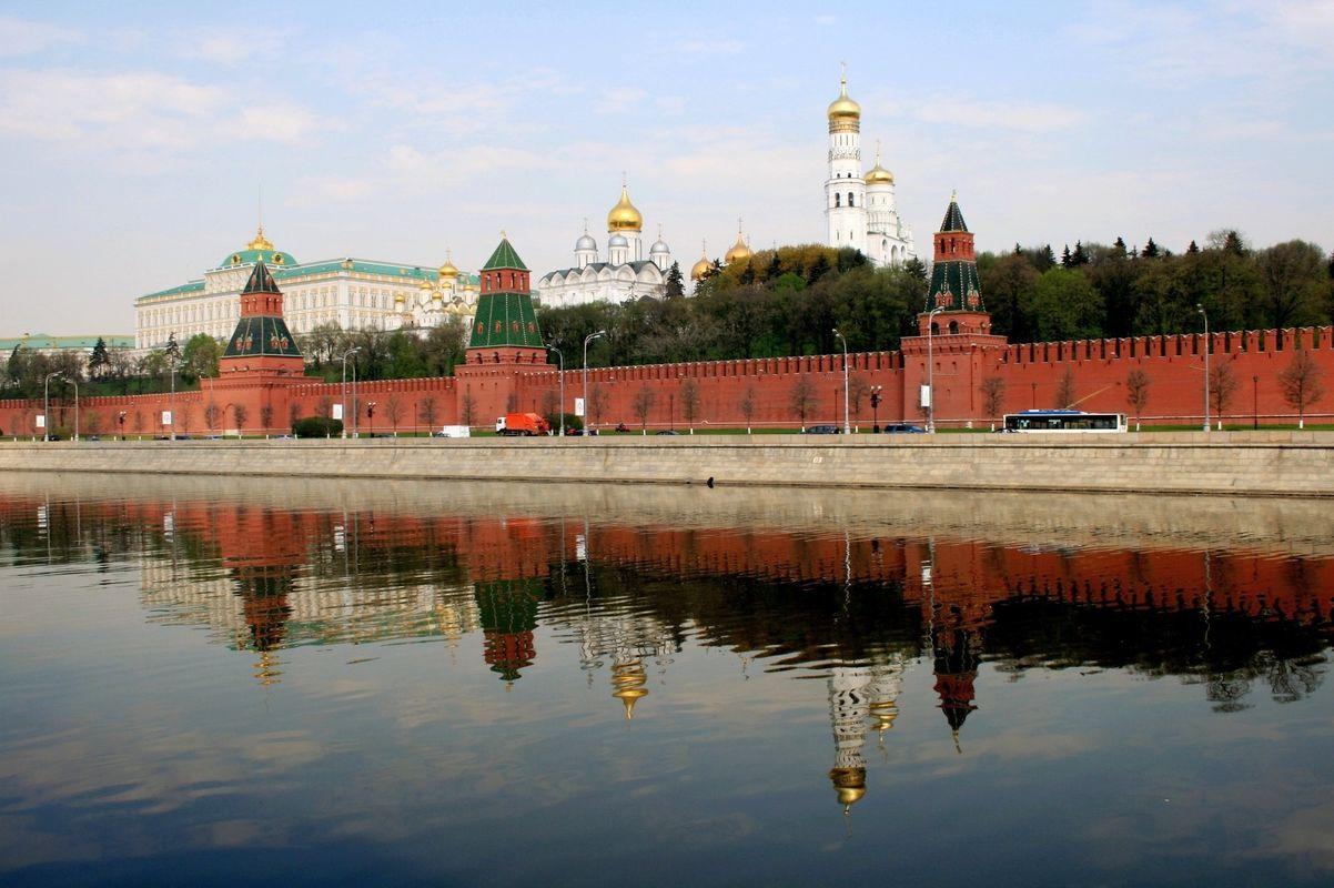 Kremlin. Moscow 2.