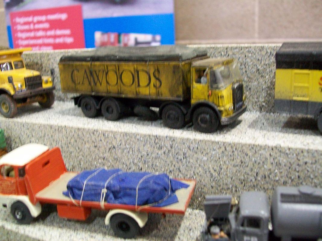 Cawoods Atkinson eight legger