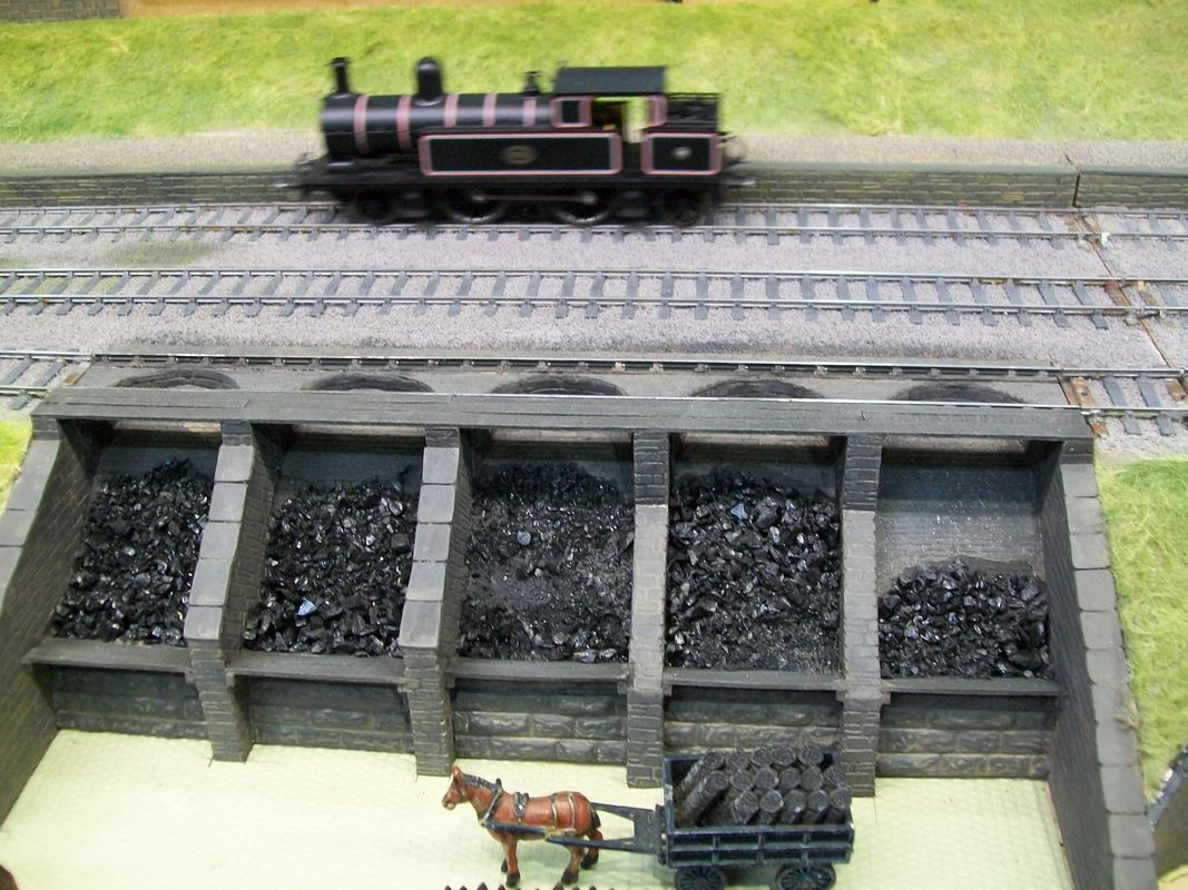 A look at the coal cells