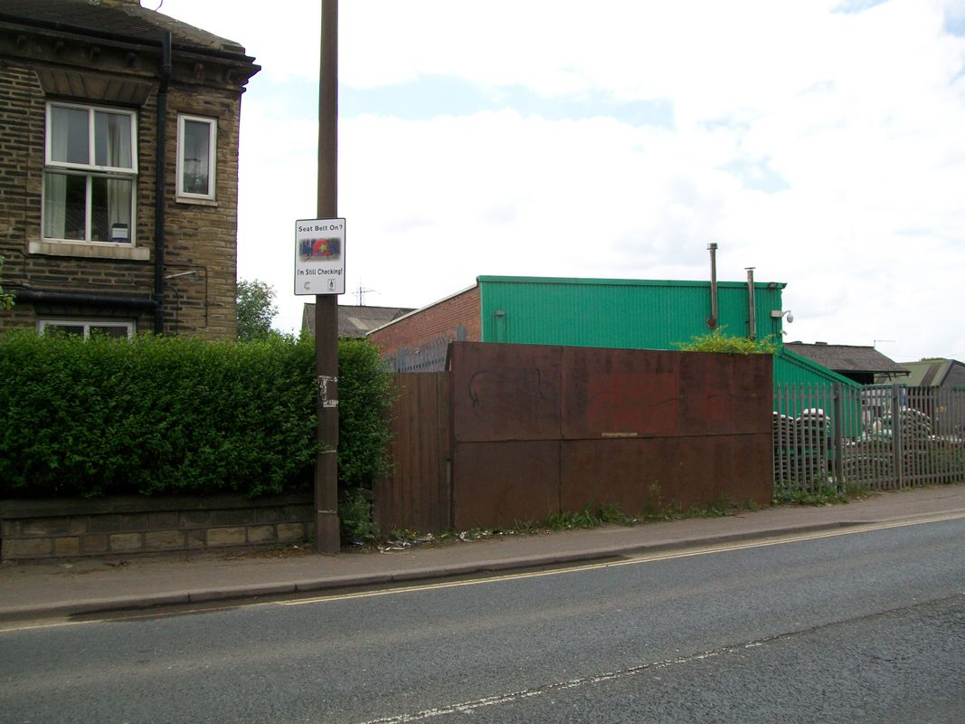 Brighouse level crossing