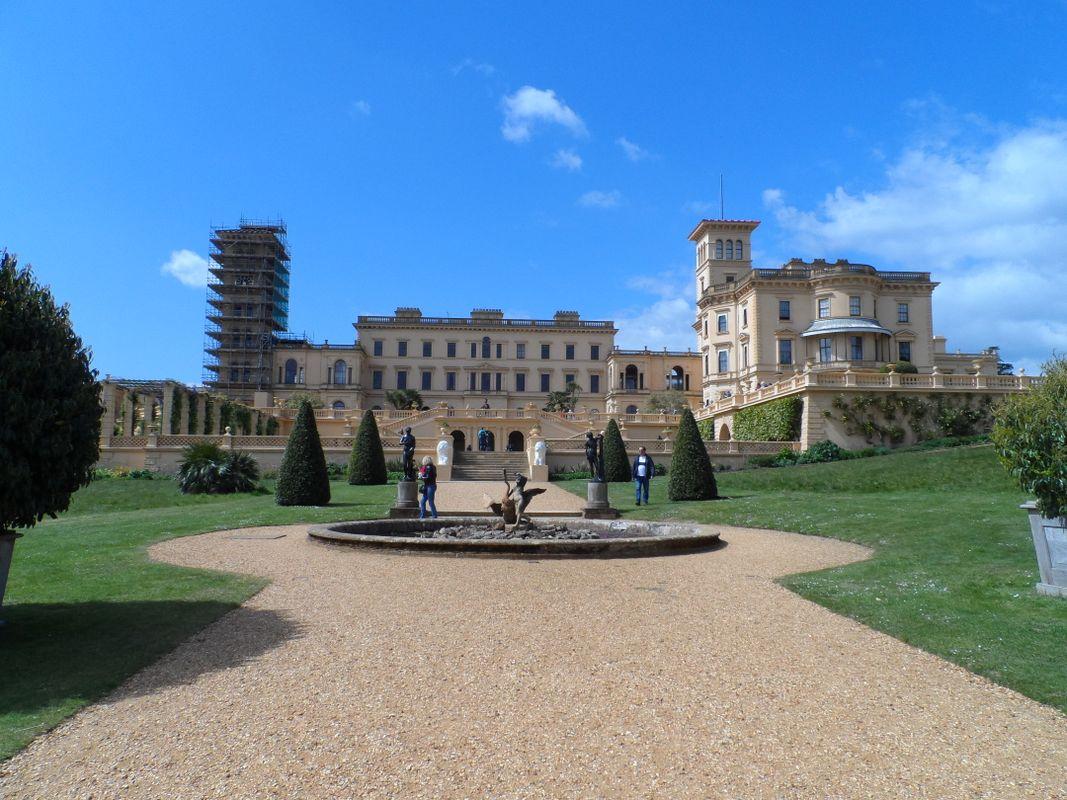 Osborne House on the Isle of Wight