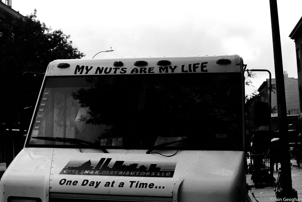 Nuts are my life