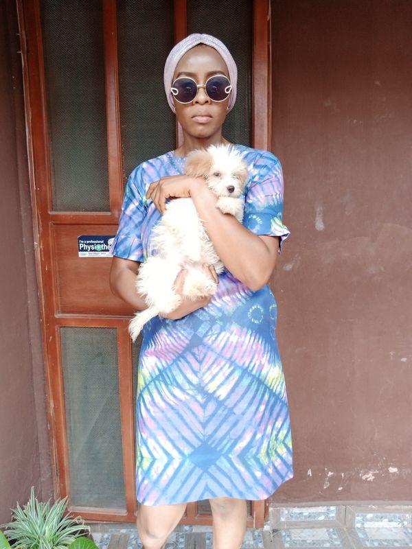 Me and my dog