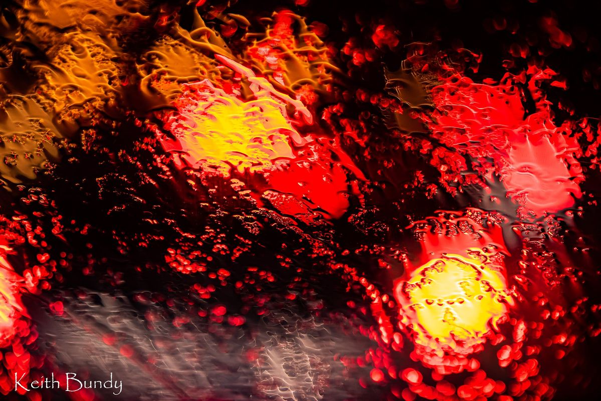 Water/Color Abstract 1