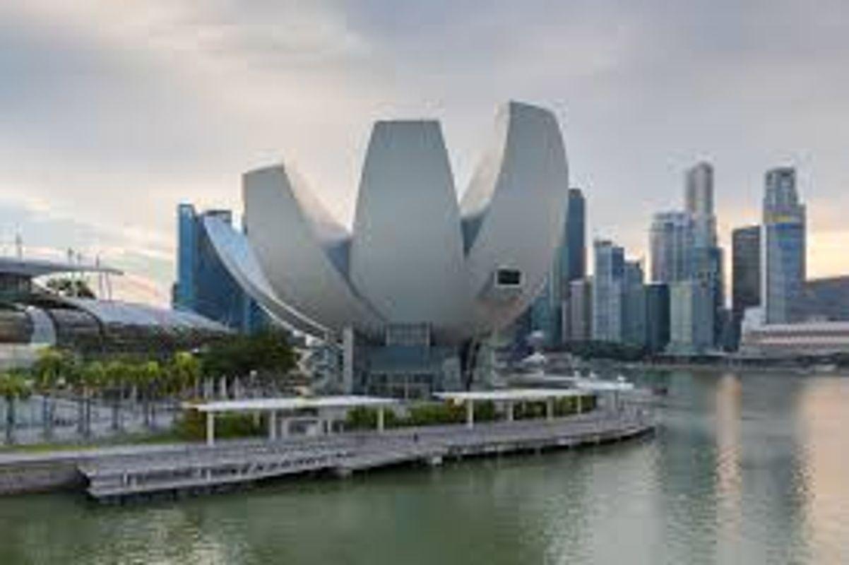 ART SCIENCE MUSEUM, MARINA BAY SANDS, SINGAPORE