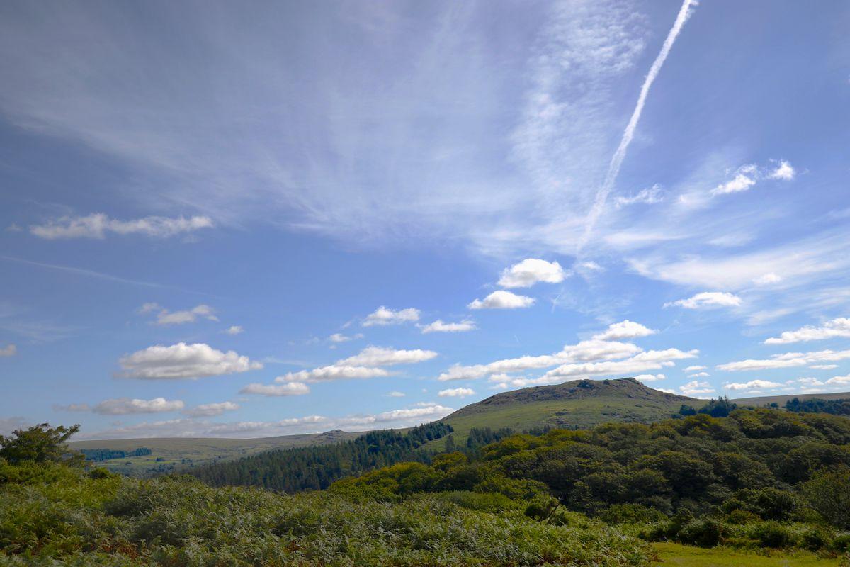 Sheepstor Dartmoor