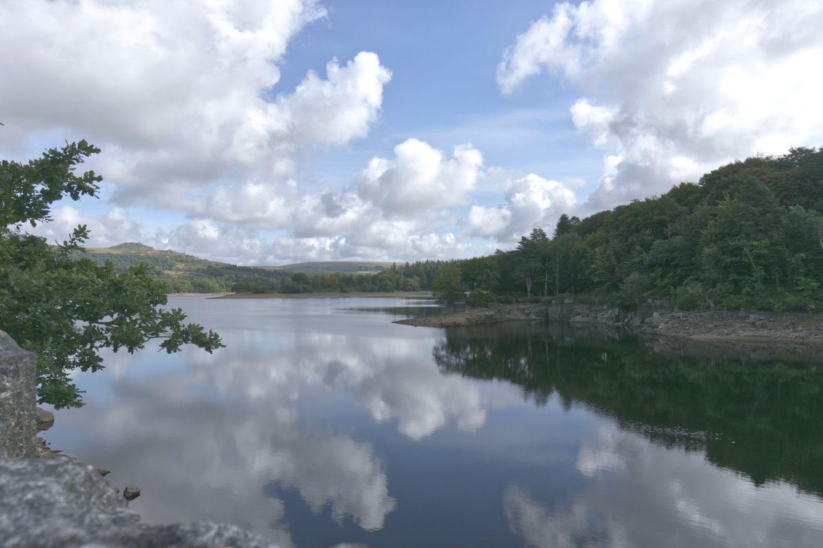 Reflections Burrator Reservoir