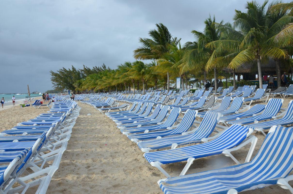 Blue Sun Chairs