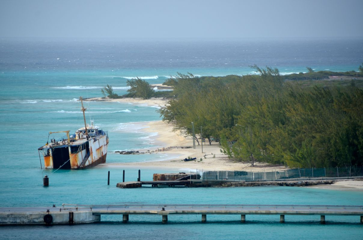 Other Side of Grand Turk Island