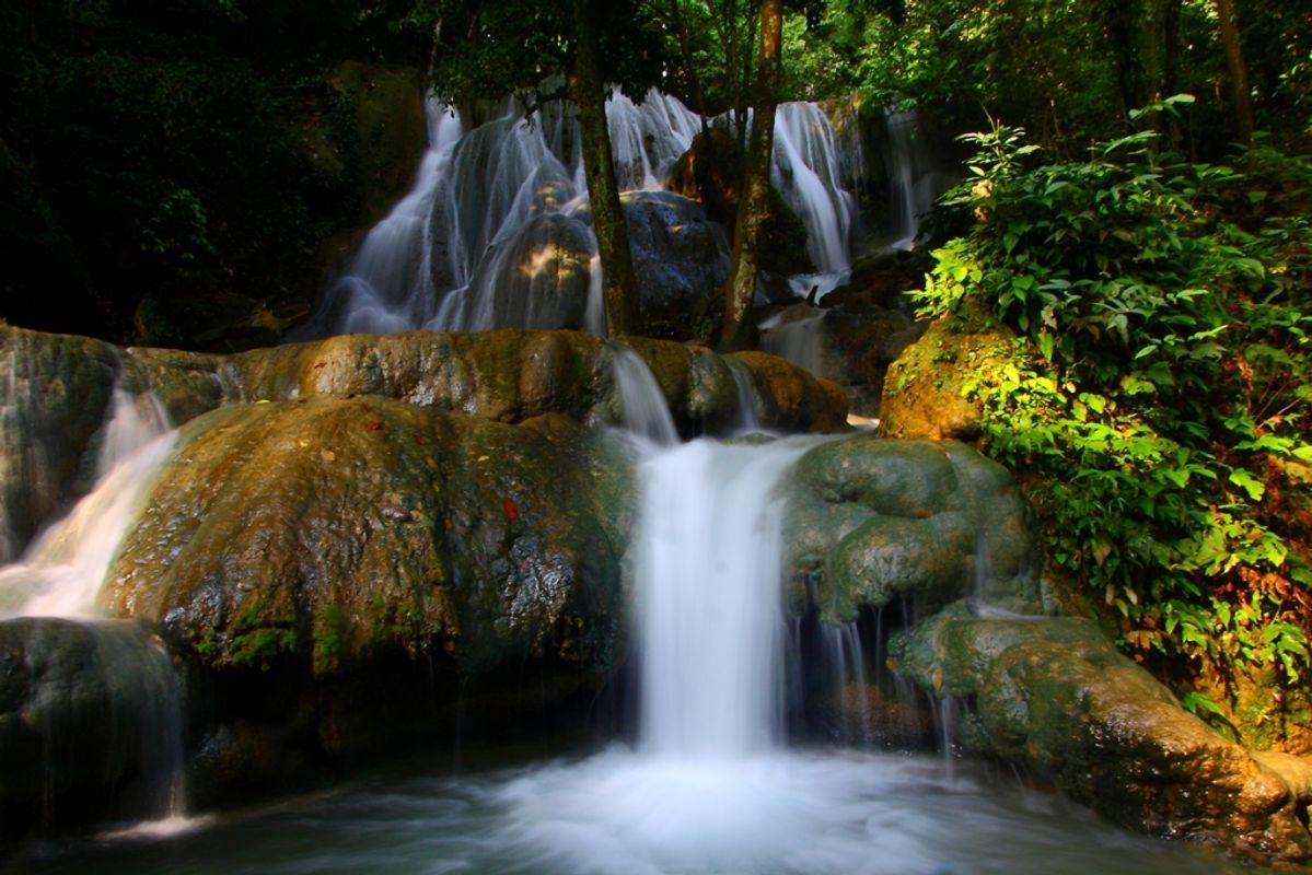 Cascade Water Falls