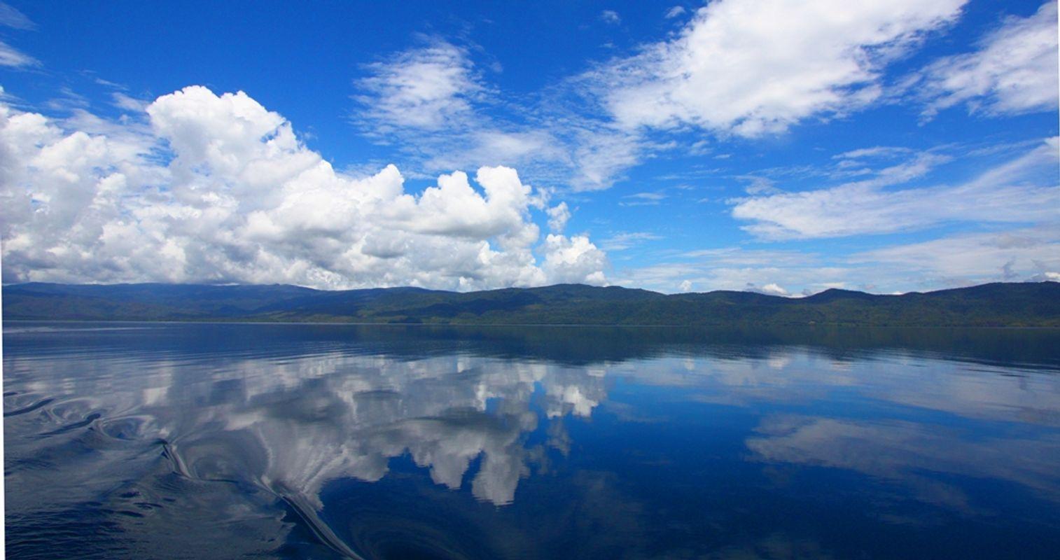 Matano Lake Mirror