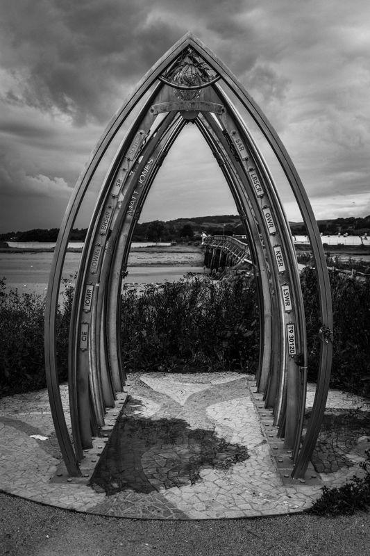 Remembrance Arches