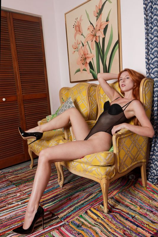 Astrid Kallsen, Chair Pose, Treasure Coast, FL, 2021-06-20