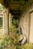 Abandoned Walkway