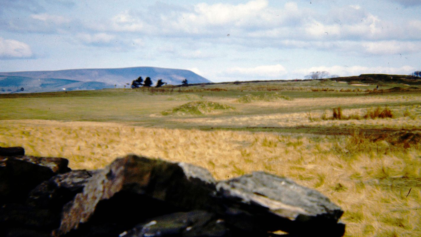 Vintage Picture - Pendle Hills Links Golf Course 1975