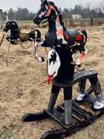 Gene Simmons Pony – Lincoln Massachusetts (Pony Henge)