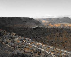 Martian Landscape.