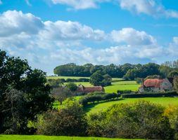 Countryside.