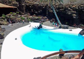 Swimming Pool at the Jameos Del Agua, Lanzarote