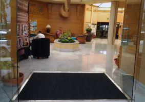 Hotel Entrance Club Sirocco