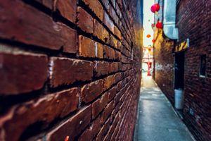 Narrow and beautiful street