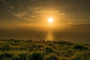 Beautiful Sunset in Madeira