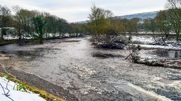 Winter River Flows