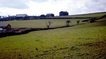 Vintage Picture - Haggate, Lancashire 1975