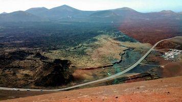 The Road, Timanfaya National Park, Lanzarote