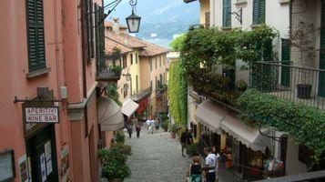 Lake Como / Bellagio / Italy