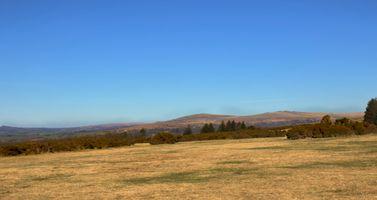 Tors on Dartmoor