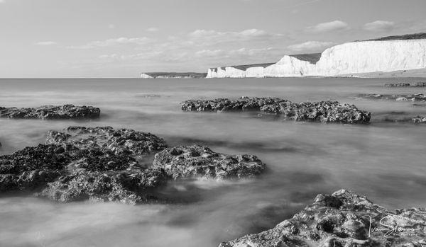 Birling Gap Seascape