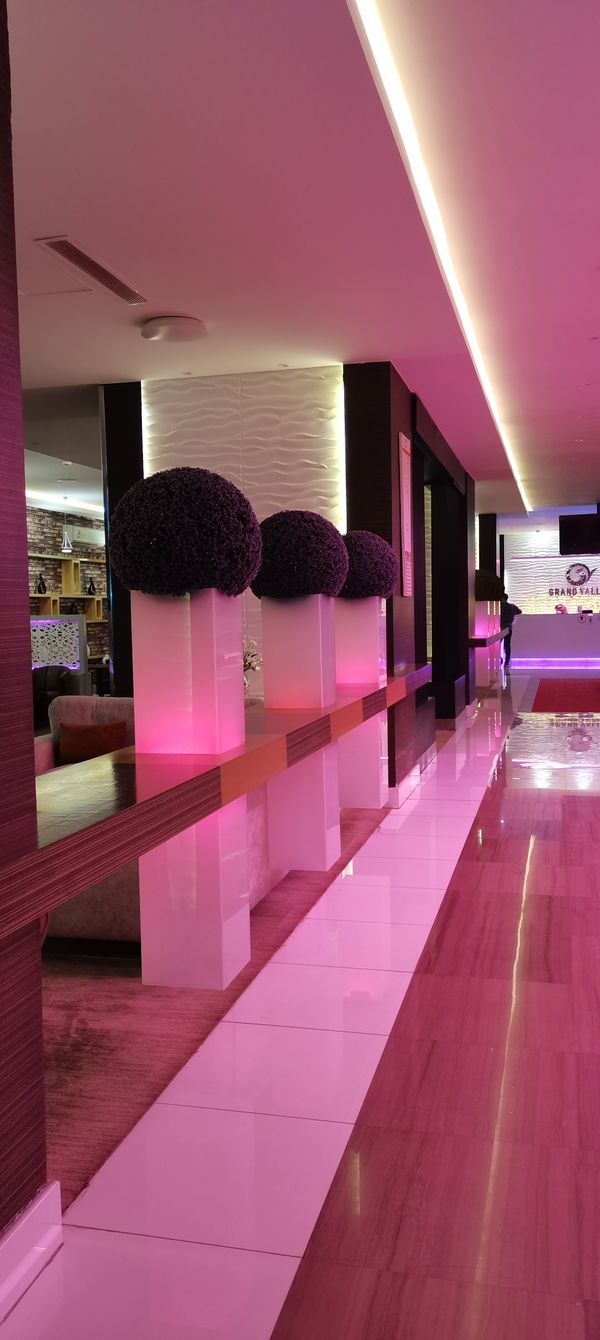 Hotels Lobby