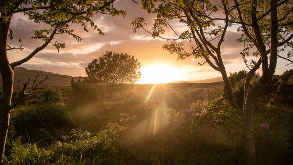 Dunlewey Sunset 2